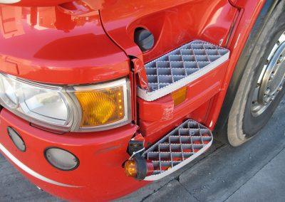Schade aan carrosserie Roeselare