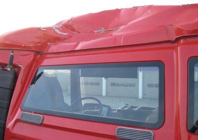 Vrachtwagen carrosserie herstellingen Roeselare