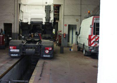 Garage vrachtwagens Roeselare